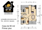 Constumerca ,casas prefabricadas