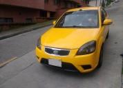 Se vende taxi kia sephia 2012 perfectas condicione