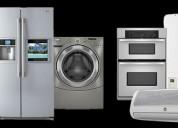 reparacion de lavadoras,neveras y aires ac.