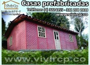 Casas prefabricadas venta