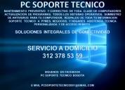 Pc soporte tecnico