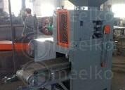 Meelko prensa para hacer carbón mkbc08