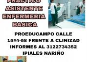 Asistente de enfermerÍa