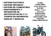 MecÁnica y reparaciÓn de motos