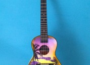 Cursos de ukelele, guitarra, organeta