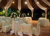 Eventos matrimonios quinceaños economicos