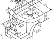 Dibujo planchas y planos a domicilio