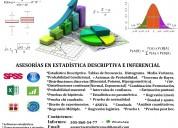 Clases de estadÍstica. cel-whatsapp 305-860-54-77