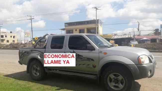 VENDO FRONTIER 4X4 ECONOMICA