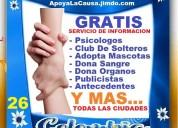 ⭐ GRATIS, Apoya La Causa, Ayuda Al Projimo, Fundac