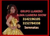 Grupo llanero- serenatas alma llanera show