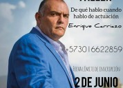 Taller con enrique carriazo