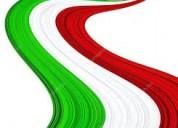 Cursos de italiano en manizales paso 3.