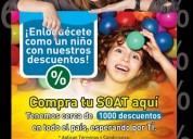 Soat cali con descuentos + inf.3148802243