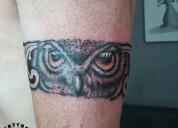 Tatuador profesional, studio en mi apto chapinero