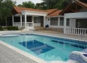 Cc900  excelente casa con piscina privada y aire.