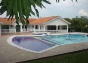 Cc902 cómoda casa con piscina y aire.