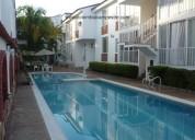 Cc914 lindo y cómodo apartamento con piscina.