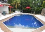 Cc916 cómoda casa con piscina privada.