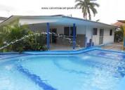 Cc921 casa con piscina y aire en san marcos poblad
