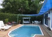 Cc923 cómoda casa con piscina para 10 personas.