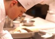 Titulate como técnico en gastronomía