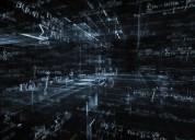 Clases y matemáticas, física, estadística economía
