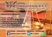 AsesorÍas y consultorias legales