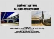 DiseÑo calculo estructural bogotÁ