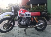 moto clÁsica moto bmw r90s marlboro modelo 1980