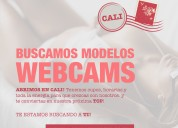 Cali | buscamos modelos webcam excelentes ingresos