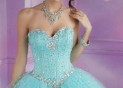 Vestido quinces mori lee
