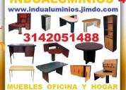 Indualuminios, muebles, oficina, negocio, hogar,