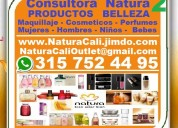 ⭐ consultora natura cali, productos belleza natura