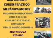 MecÁnica de motos curso practico