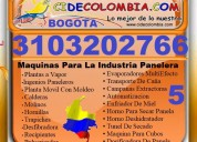 ⭐ cide colombia, maquinas panela, maquinaria para