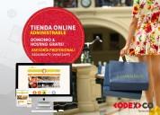 Diseño de tiendas online bogotá colombia