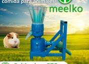 Meelko peletizadora máquina  mkfd200p