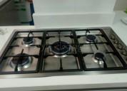 Reparación y mantenimiento de estufas