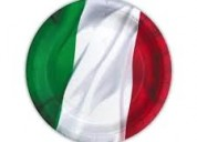 Porqué estudiar italiano en manizales con profesor