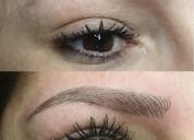 Cejas y pestaÑas pelo a pelo medellin