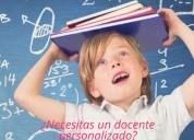 Clases de matemáticas, álgebra, física geometría