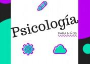 Servicio de psicología a domicilio en bogota