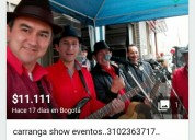 Grupos de carranga fiestas 3102363717