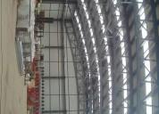 Se instala todo tipo de techos y cubiertas