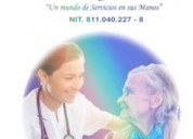 CapacÍtate para ser auxiliar en gerontologÍa