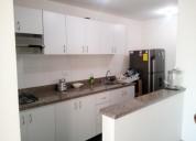 Vendo apartamento piso 10 cerca al exito de la calle 80 pp 3 dormitorios