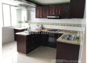 Vendo apartamento de 160 mts en santa barbara piso 4 remodelado 3 dormitorios