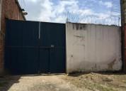 Bodega lote de rentando construidos 900 m2