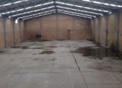 Bodega madrid parque industrial san gregorio en funza